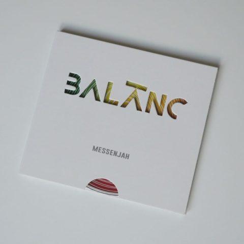 ALBUM MESSENJAH - BALANC - NOVĚ VYDANÉ CD