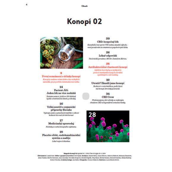 Magazín KONOPÍ č.2